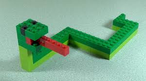 how to build lego snake 6177 lego basic bricks deluxe projects