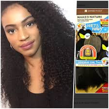 sew in wet and wavy 16in bss shake n go naked nature wet n wavy bohemian curl 7 pcs youtube