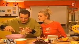 un gars une fille dans la cuisine le gâteau au chocolat raté de jean un gars une fille