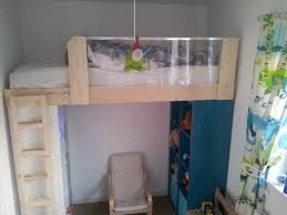 Ikea Wooden Loft Bed Instructions by Expedit Loft Bed Ikea Hackers Ikea Hackers