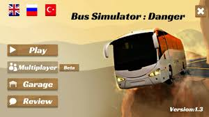 game bus simulator mod indonesia for android bus simulator danger android gameplay youtube