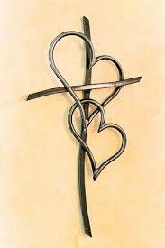 metal crosses wall crosses tagged metal celebrate faith