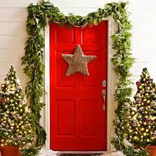 15 festive ways to decorate your front door brit co