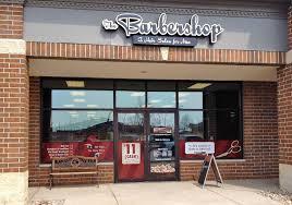 Latest Barber Shop Interior Design The Barbershop U2013 Multiple Locations Appleton Sign