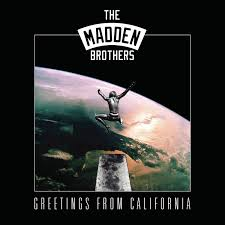 california photo album the madden brothers greetings from california lp