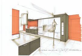 dessiner en perspective une cuisine cuisine dessiner une cuisine en perspective cuisine design et