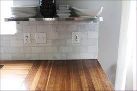 kitchen room white backsplash ideas marble subway backsplash