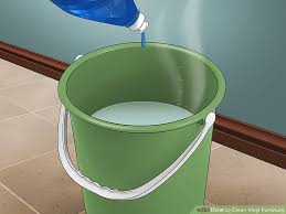 Painting Vinyl Chairs How To Clean Vinyl Furniture 10 Steps With Pictures Wikihow