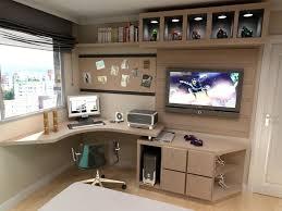Best Computer Desk Design Wonderful Computer Desk Ideas S Intended Decor