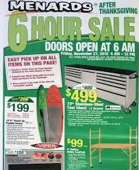 black friday store hours 2017 menards black friday 2017 sale u0026 deals blacker friday part 20