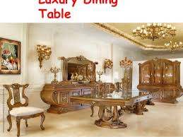 Luxurious Dining Table Royalzig Hand Carved Luxury U0026 Designer Wood Furniture