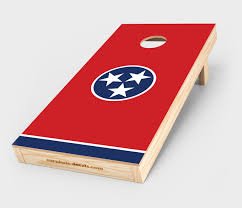 Tennesse Flag Tennessee State Flag Decal Chuggles Decals