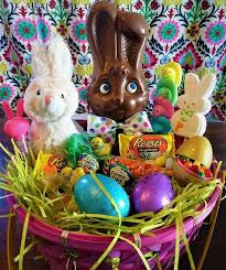 bunny baskets what s the origin of easter baskets and why are they of candy