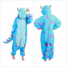 Sully Halloween Costume Adults Aliexpress Buy Quality Monster University Sulley Sully