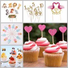 Birthday Cake Toppers Party Supply Cake Toppers Ebay