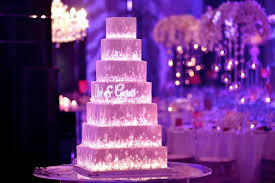 wedding cake projection mapping ready steady animate video