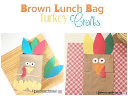 thanksgiving crafts treats life u0027s journey to perfection two turkey brown lunch bag turkey crafts