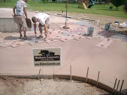 How Much Is A Stamped Concrete Patio by Walkers Concrete Llc Concrete Projects Cincinnatistamped