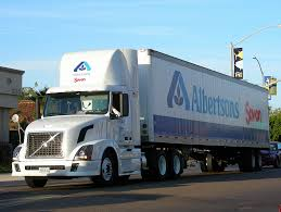 big volvo truck the world u0027s best photos of albertsons and savon flickr hive mind