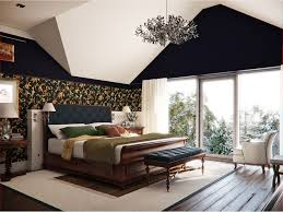 Bedroom With Area Rug Upholstered Sleigh Beds Bedroom Traditional With Area Rug Bed