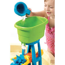 kids outdoor water table toddler summer activity play toy children