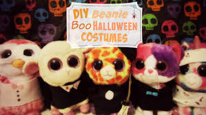 diy halloween costumes for beanie boos youtube