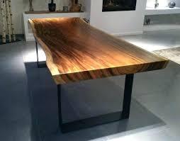 cuisine bois et metal table de cuisine en bois top table de cuisine table de repas haute