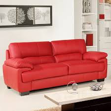 red leather sofas from 309 simply stylish sofas