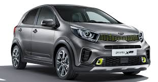 kia picanto x line for frankfurt 1l t gdi with 100 ps