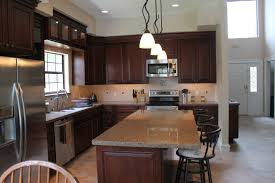Kitchen Cabinet Island Ideas Granite Countertop Kitchen Cabinets Installers Stencil Tile