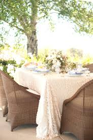 patio ideas patio tablecloth round pool backyard wedding