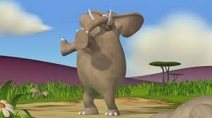 gazoon the elephant does his aerobics ep 7 youtube