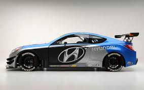 sports cars side view hyundai racing cars picture gallery and history hyundai racing