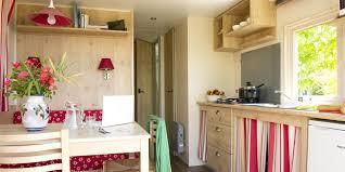 roulotte 2 chambres roulotte 2 adultes 2 enfants 1 chambre terrasse bois brandais