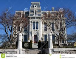 second empire house plans second empire style house royalty free stock image image 5022976