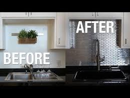 stainless steel kitchen backsplash panels astounding installing stainless steel kitchen backsplash superholly