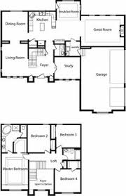 layouts of houses minimalist two floor layout floor plans modern
