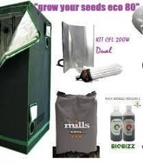 kit chambre de culture cannabis matériel de culture de graines de cannabis kit complets