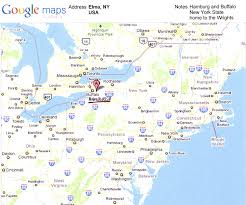 New York Map State by Reference Map Of The State Of New York Usa Nations Online Project