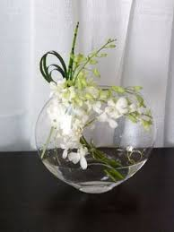 Home Decor Flower Arrangements Modern Flower Arrangements In Glass Wedding Flowers Floral