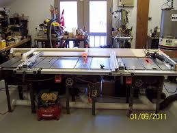 laguna router table extension great table saw setup laguna ts saw woodworking talk