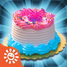 Baking And Cake Decorating Cake Maker Game Make Bake Decorate U0026 Eat Party Cake Food With