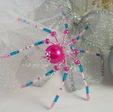 48 best decorations crafts spiders images on