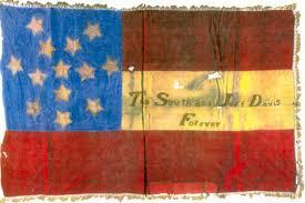 Misouri Flag Missouri Civil War Flags Dowseys In The Civil War Civil War