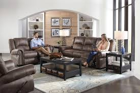 Sealy Leather Sofa Catnapper Siesta Lay Flat Reclining Sectional Sofa Set B Porcini