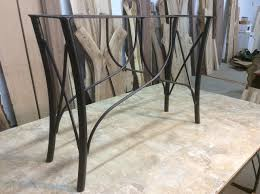 accent sofa table ohiowoodlands console table base steel sofa table legs accent