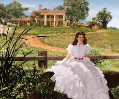 Gone With The Wind Curtain Dress Gone With The Wind Premiers U202676 Years Ago U2013 Tracy Cooper Posey