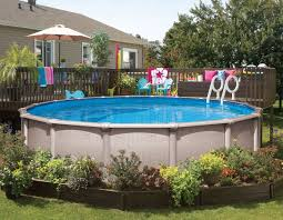 legacy outback above ground pool royal swimming pools
