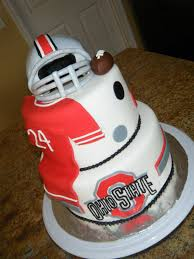 ohio state birthday cakes 28 images ohio state buckeyes k town