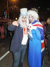 ghoulish sights at west hollywood u0027s halloween carnaval 2013